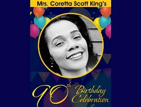 Coretta essay free king scott